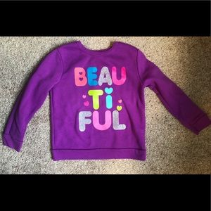 Shirts & Tops - Girls sweat 👚 shirt 😉